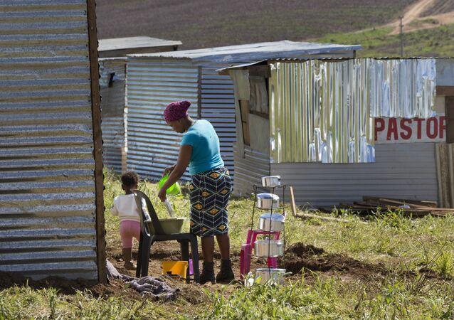 Güney Afrika-toprak reformu
