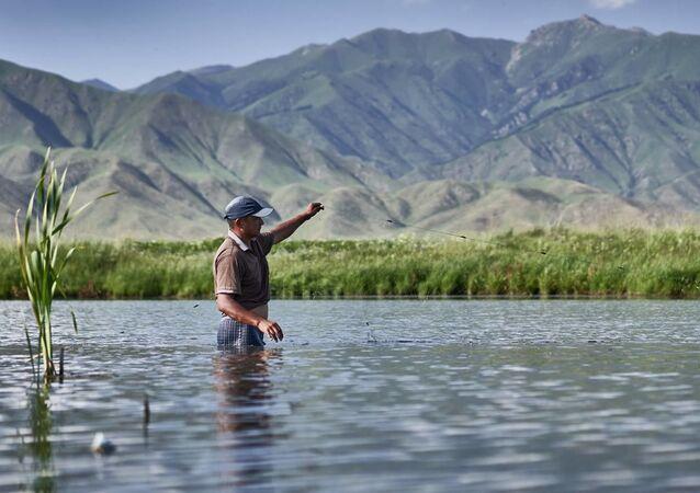 İrlandalı fotoğrafçıdan Kırgızistan manzaraları