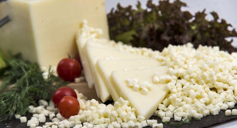 Kaşar peyniri