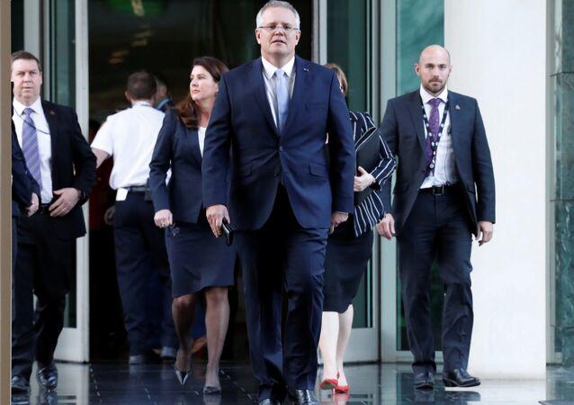 Avustralya Başbakanı Scott Morrison