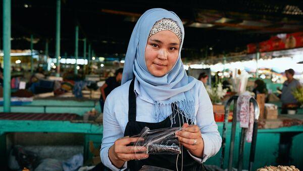 Kırgız halkının portre fotoğrafları - Sputnik Türkiye