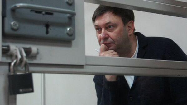 Kirill Vışinskiy: İfade özgürlüğü mücadelesi devam ediyor - Sputnik Türkiye