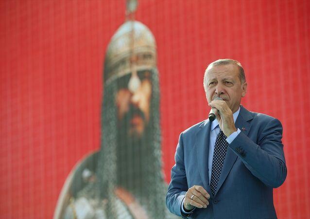 Cumhurbaşkanı Recep Tayyip Erdoğan-Muş