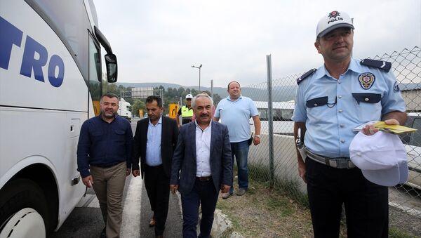 İçişleri Bakan Yardımcısı Mehmet Ersoy - Sputnik Türkiye