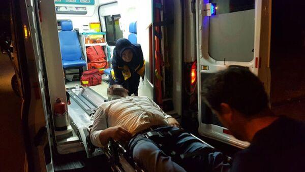 Alkollü sürücü ceza yedi, yanındaki arkadaşı alkol komasına girdi - Sputnik Türkiye