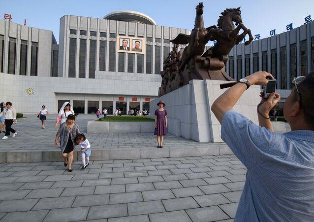 Kuzey Kore, Japon turisti serbest bıraktı