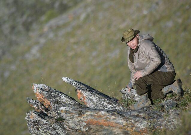 Putin - tatil