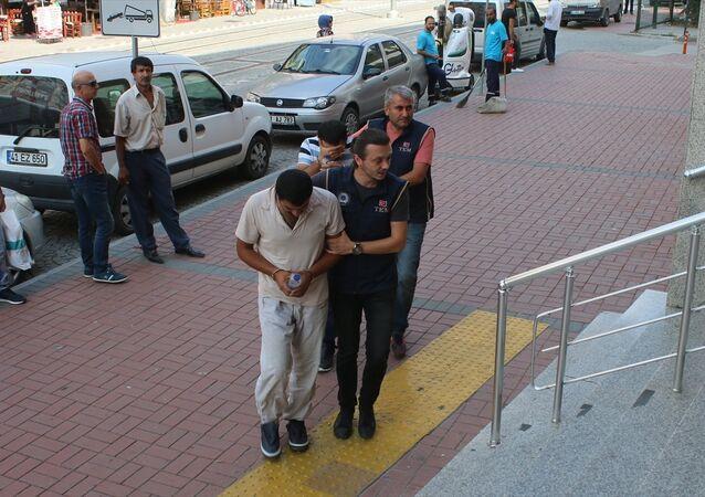 Sultanahmet'teki canlı bomba saldırganının ikiz kardeşi - İbrahim Fadlı