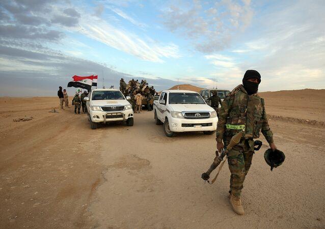 Irak güçleri- Anbar vilayeti