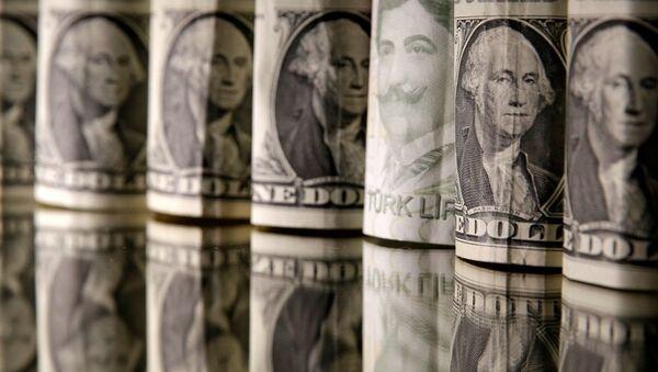 dolar - Sputnik Türkiye
