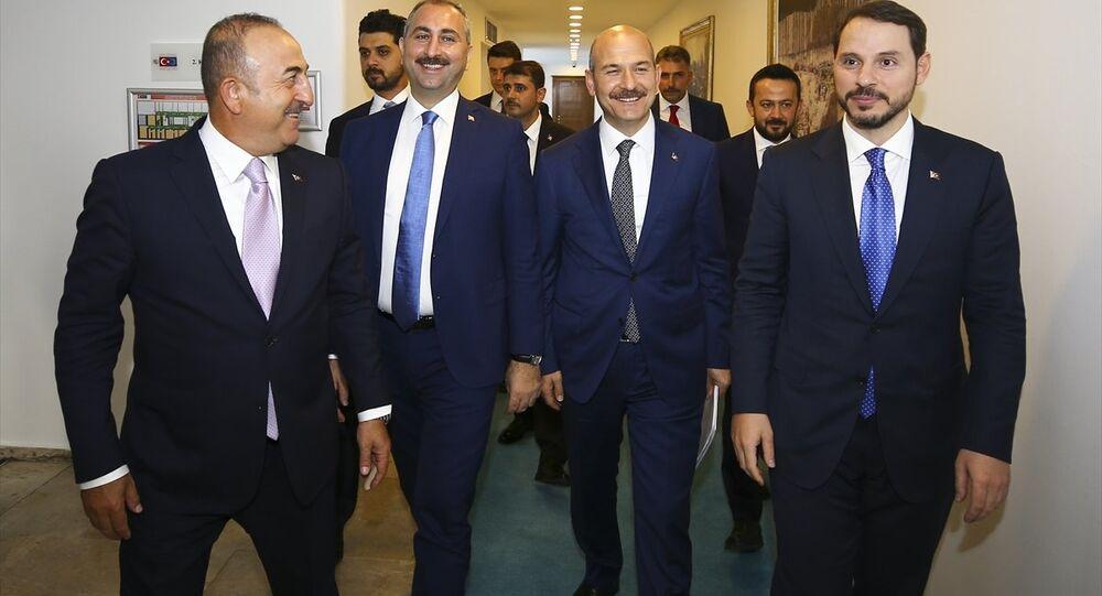 AB ile Reform Eylem Grubu Toplantısı sona erdi