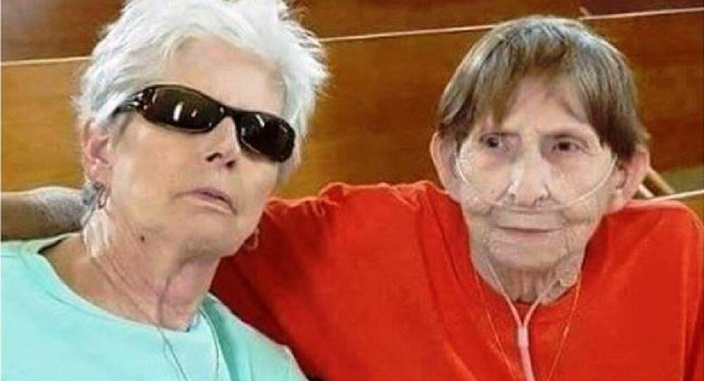 Evlilik için 50 yıl bekleyen çiftin hayali, eşlerden birinin ölümünden sonra gerçek oldu