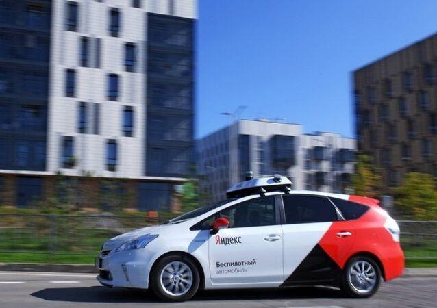 Avrupa'nın ilk şoförsüz taksi hizmeti Rus internet devi Yandex'ten