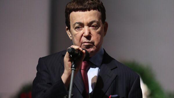 Rusların Frank Sinatra'sı İosif Kobzon - Sputnik Türkiye