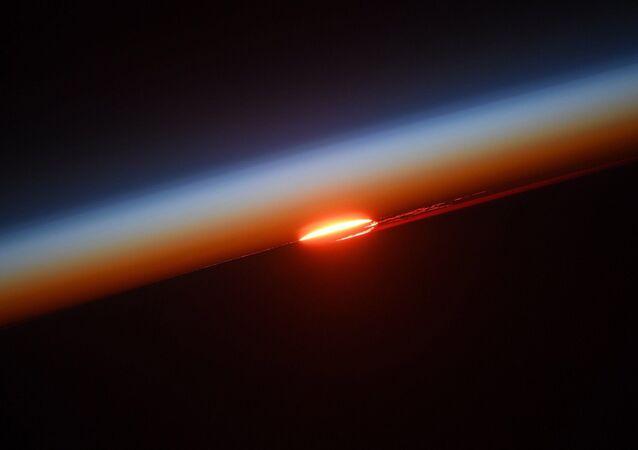 Uzay görüntüleri