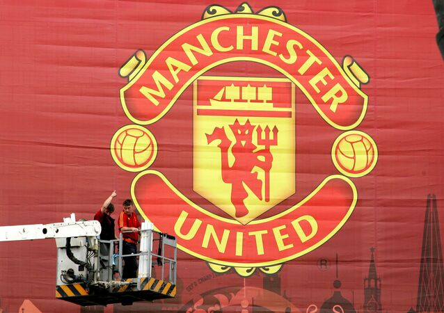 Manchester United Banner
