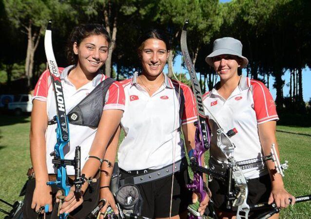 Türkiye Klasik Yay Kadın Milli Takımı, Avrupa şampiyonu