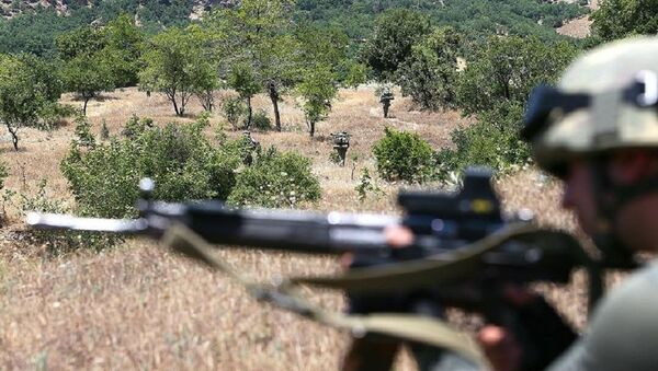 asker, çatışma - Sputnik Türkiye