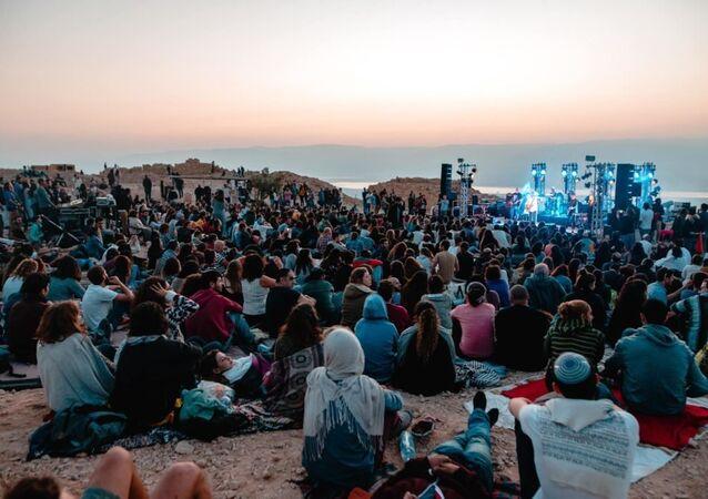 İsrail müzik festivali