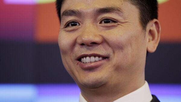 Çinli milyarder Liu Qiangdong - Sputnik Türkiye