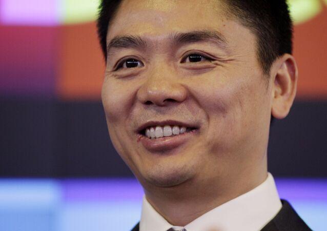 Çinli milyarder Liu Qiangdong