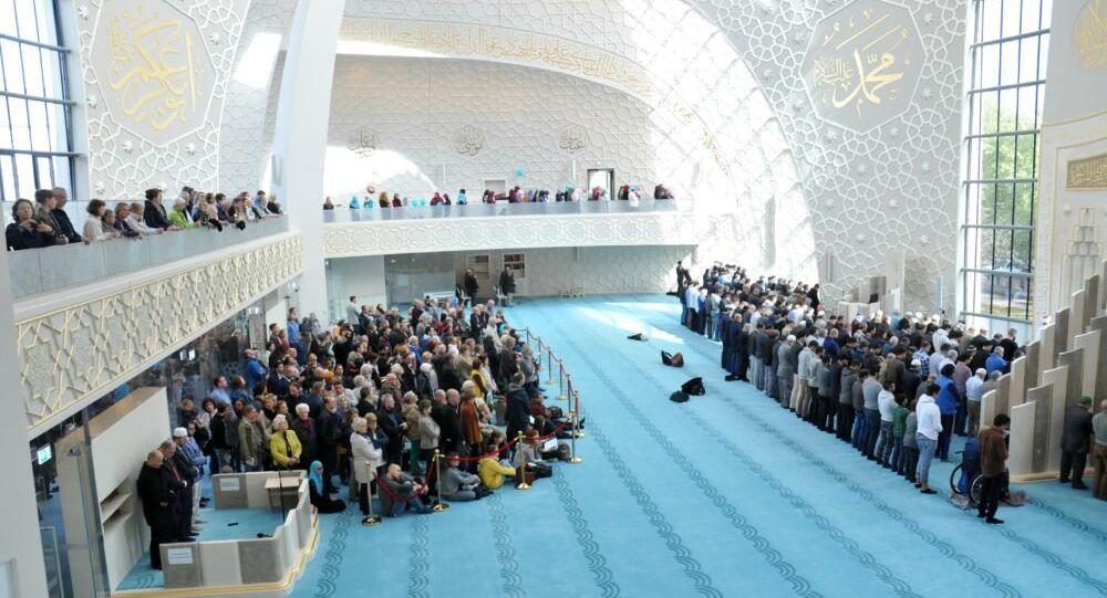 DİTİB'in Köln merkez camii