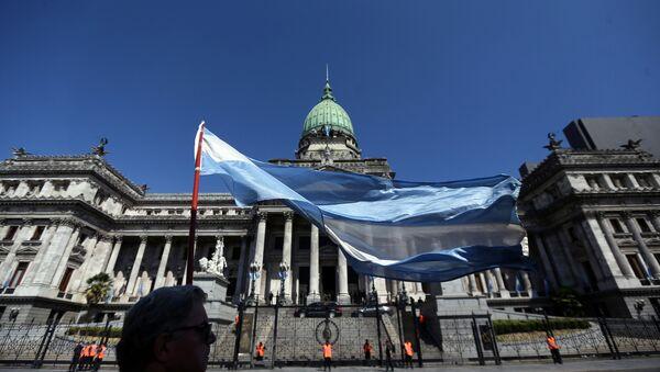 Arjantin bayrağı - Sputnik Türkiye