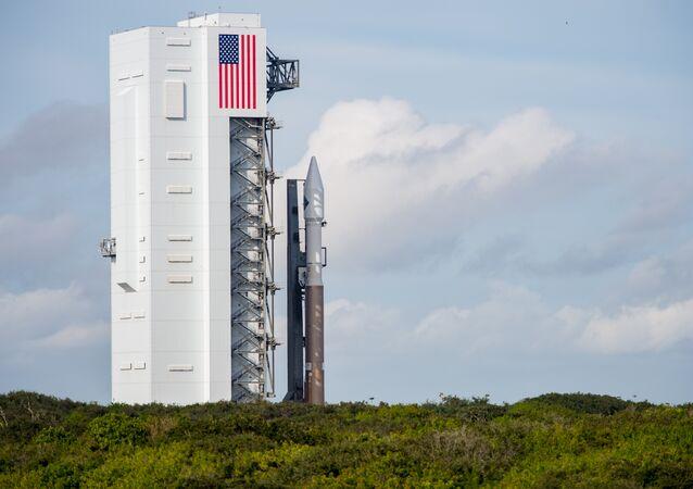 ABD- Roket motoru