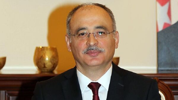 Prof. Dr. İbrahim Uslan - Sputnik Türkiye