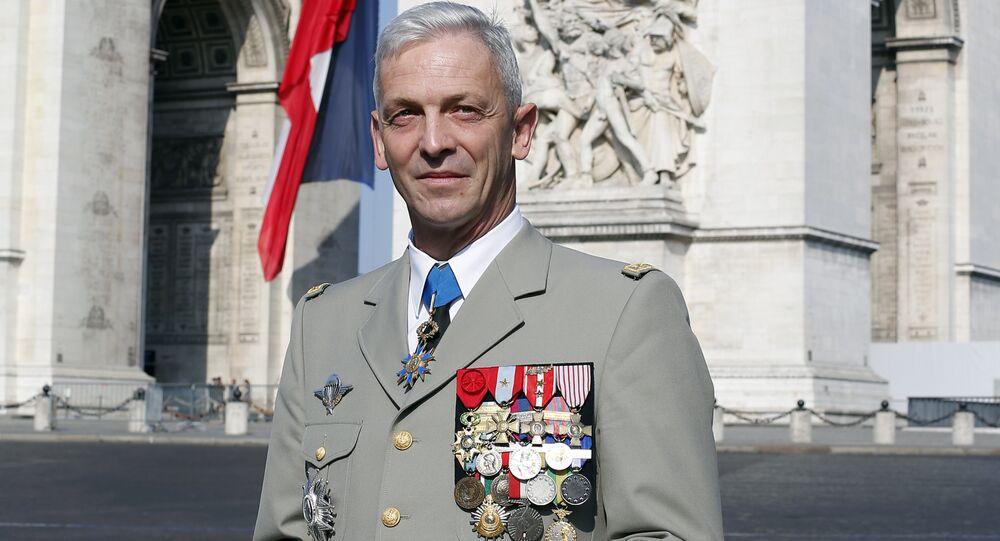 Fransa Genelkurmay Başkanı Francois Lecointre