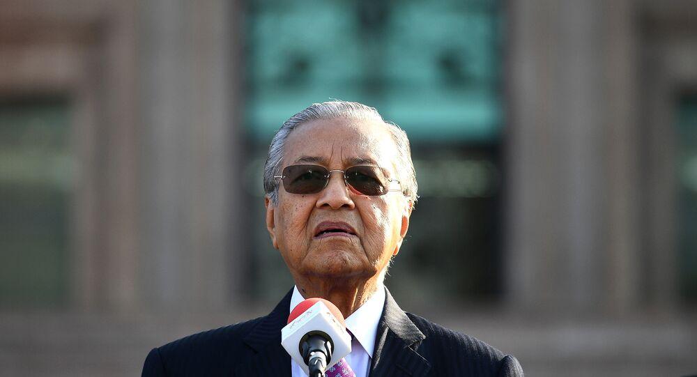 Malezya Başbakanı Mahathir Mohamad