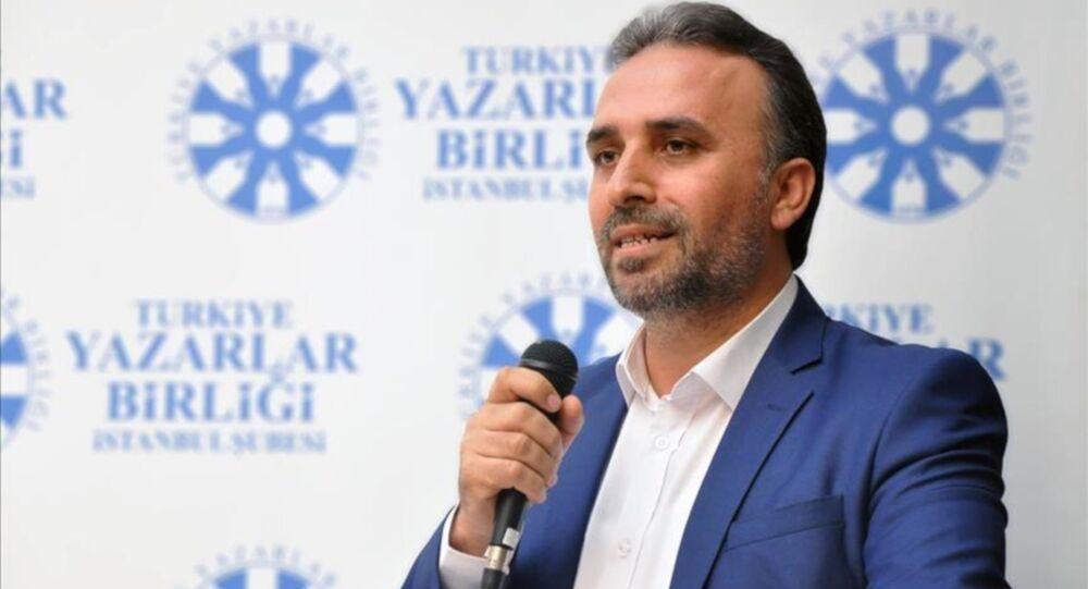 TYB İstanbul Başkanı Mahmut Bıyıklı