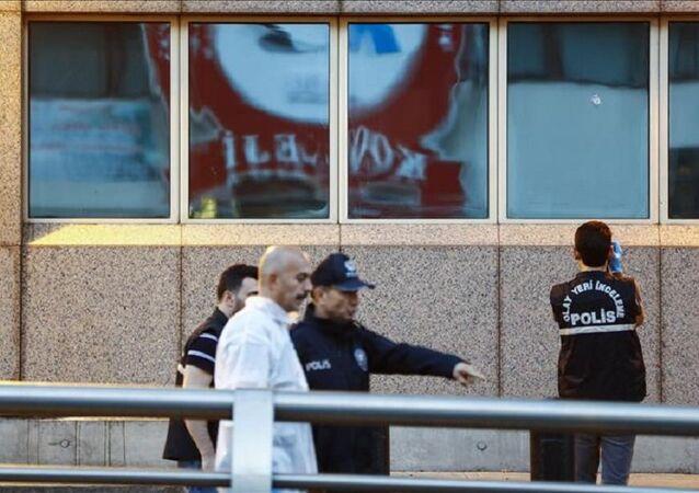 ABD Ankara Büyükelçiliği saldırı