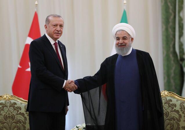 Recep Tayyip Erdoğan - Hasan Ruhani