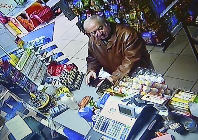 Rus ajan Sergey Skripal