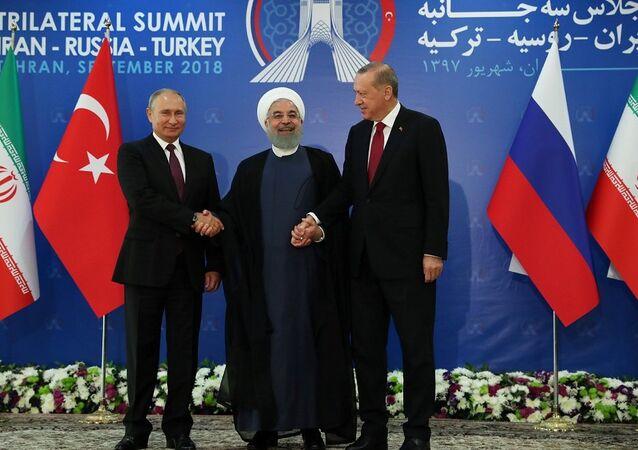 Ruhani-Erdoğan-Putin