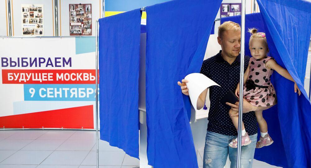 Rusya'da 9 Eylül Yerel Seçimleri