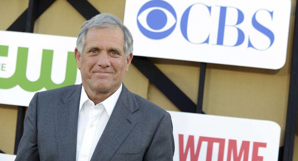 CBS'in eski CEO'su Les Moonves