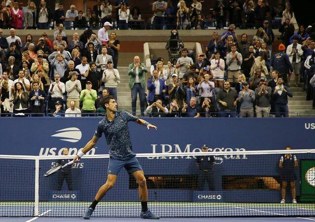 ABD Açık'ta Novak Djokovic şampiyon