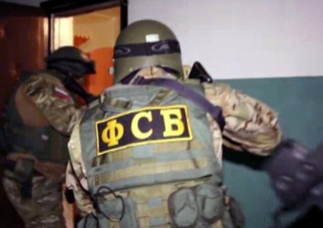 FSB, Ukrayna güvenlik servisi adına çalışan IŞİD üyesini yakaladı