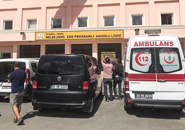 Pendik, Melek Aknil Mesleki ve Teknik Anadolu Lisesi