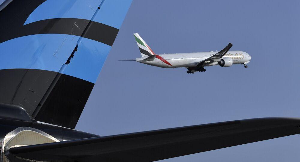 Boeing yolcu uçağı