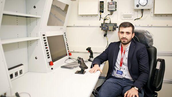 Selçuk Bayraktar - Sputnik Türkiye