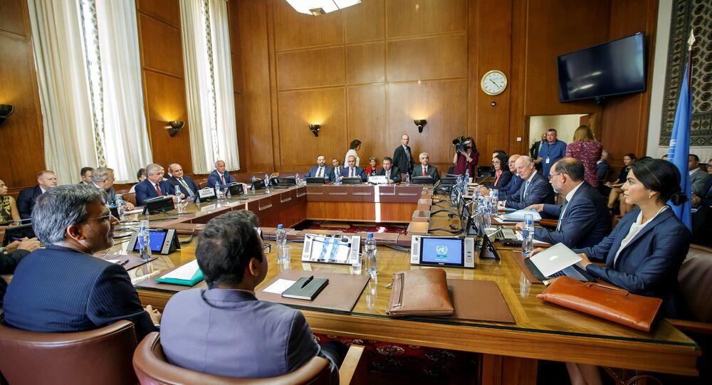 Birleşmiş Milletler (BM) Suriye Özel Temsilcisi Staffan de Mistura