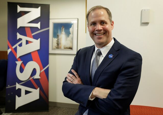 NASA Yöneticisi Jim Bridenstine
