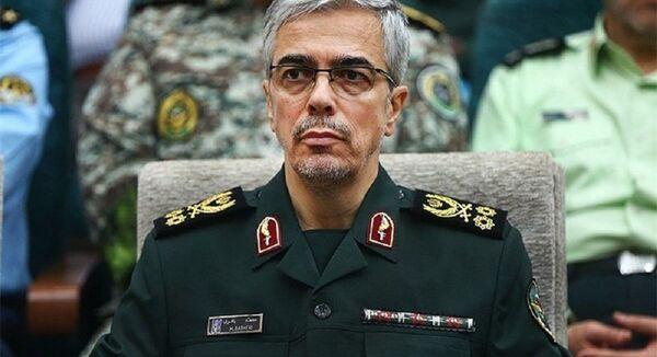 İran İslam Cumhuriyeti Genelkurmay Başkanı General Muhammed Bakıri - Sputnik Türkiye