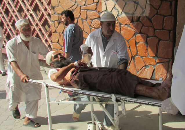 Afganistan-İntihar saldırısı