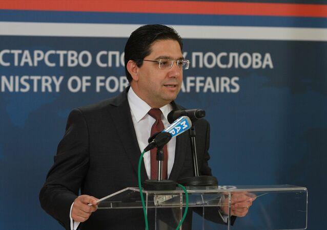 Fas Dışişleri Bakanı Nasır Burita