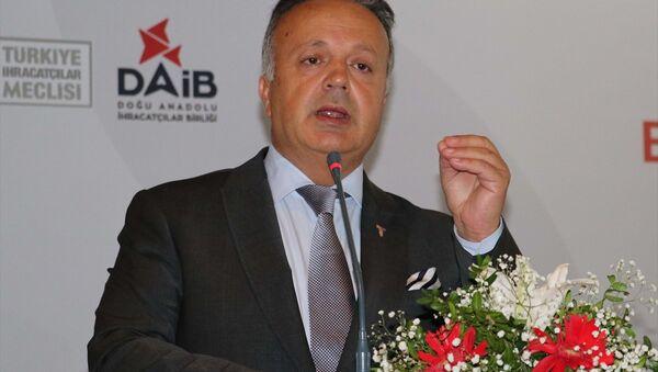 Türkiye İhracatçılar Meclisi Başkanı İsmail Gülle - Sputnik Türkiye