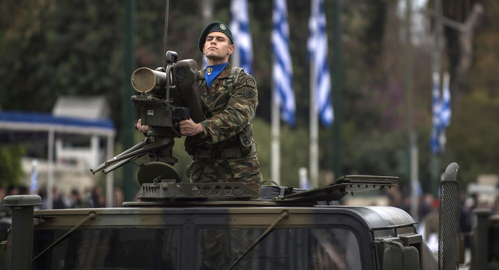 Yunanistan ordusu